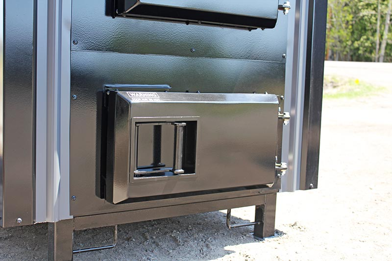 Outdoor Wood Furnace Pristine Gasification Gallery