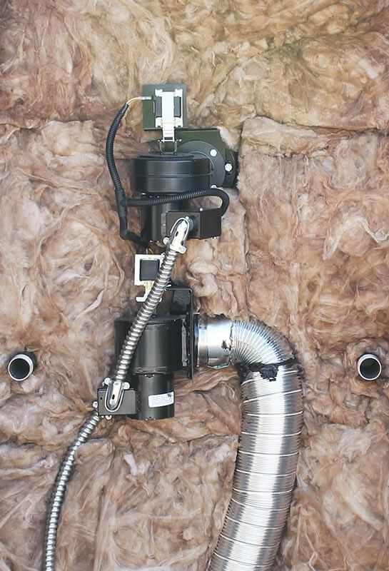 Outdoor Coal Furnace Shaker Grate Series Crown Royal