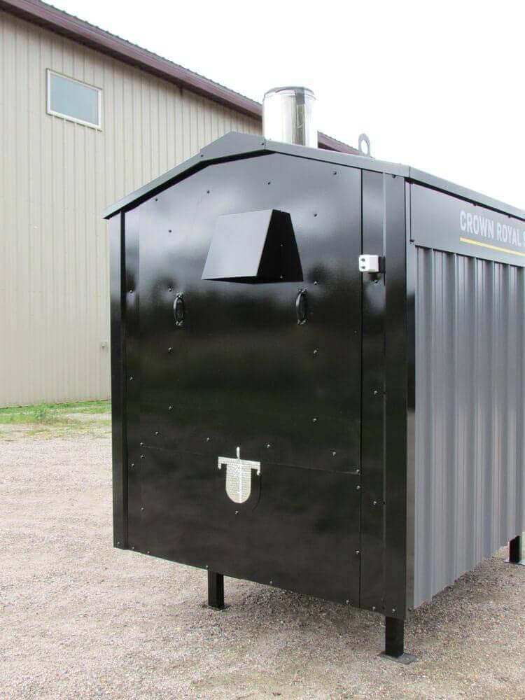 Wood Chip Boiler Biomass Series Crown Royal Stoves